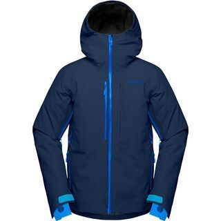 Norrona lofoten Gore-Tex insulated Jacket M's, indigo night - Skijacke