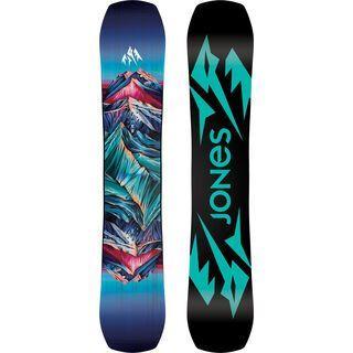 Jones Twin Sister 2021 - Snowboard