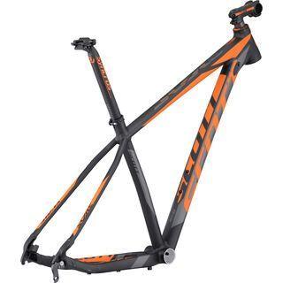 Scott Scale 740 Rahmen 2016, black/orange