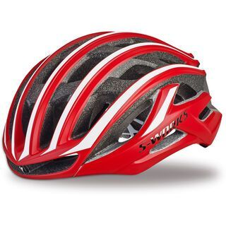 Specialized S-Works Prevail II Team, red team - Fahrradhelm