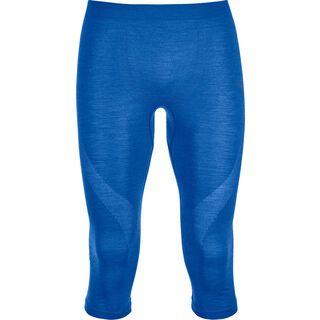 Ortovox 120 Merino Comp Light Short Pants M, just blue - Unterhose