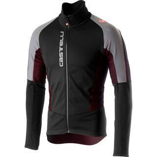 Castelli Mortirolo V Reflex Jacket, black - Radjacke
