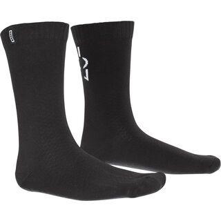 ION Socks Traze, black - Radsocken
