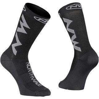 Northwave Extreme Air Socks, black/grey - Radsocken
