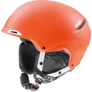 uvex Jakk+ orange-white mat