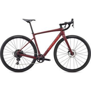 Specialized Diverge X1 2020, crimson/red - Gravelbike