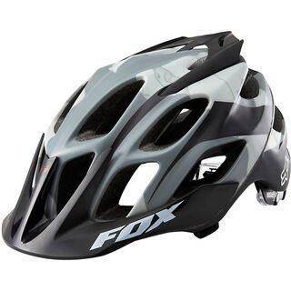 Fox Flux Helmet, snow camo - Fahrradhelm