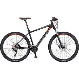 Scott Aspect 910 2016, black/grey/orange - Mountainbike