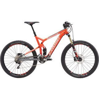 Cannondale Trigger 3 2016, red/silver - Mountainbike