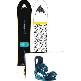 Set: Burton Deep Thinker 2019 +  Cartel EST (1930915S)