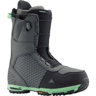 Burton Imperial 2020, gray/green - Snowboardschuhe