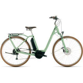 Cube Ella Ride Hybrid 500 2020, green´n´white - E-Bike