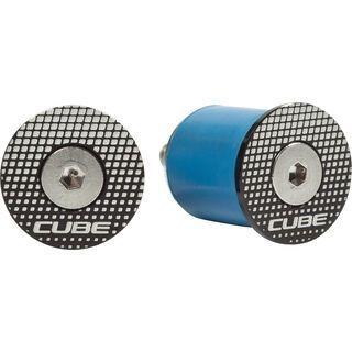 Cube Sicherheitslenkerstopfen 18 mm, black