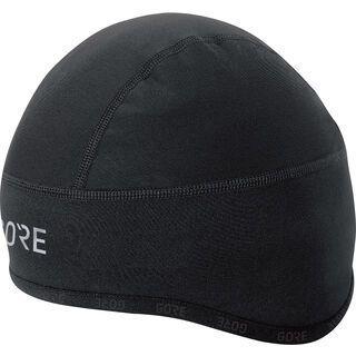 Gore Wear C3 Gore Windstopper Helmet Kappe, black - Radmütze