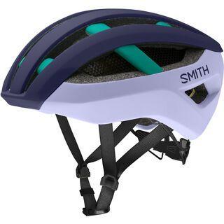 Smith Network MIPS, matte indigo/iris/jade - Fahrradhelm