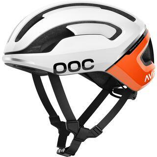POC Omne Air SPIN, zink orange avip - Fahrradhelm