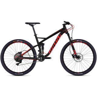 Ghost Kato FS 5.7 AL 2018, black/neon red - Mountainbike