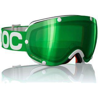 POC Lobes, Green/Bronze/Green mirror - Skibrille