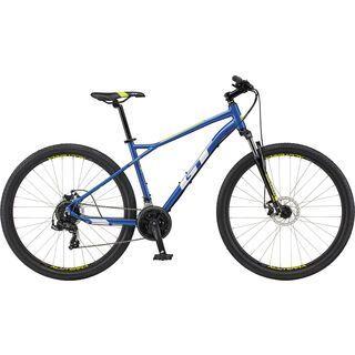GT Aggressor Sport 29 metallic blue 2021
