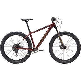 Cannondale Beast of the East 2 2017, red/gold - Mountainbike