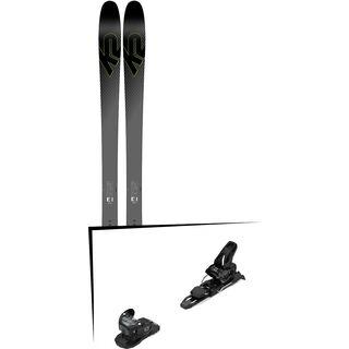 Set: K2 SKI Pinnacle 95Ti 2019 + Salomon Warden MNC 11 black