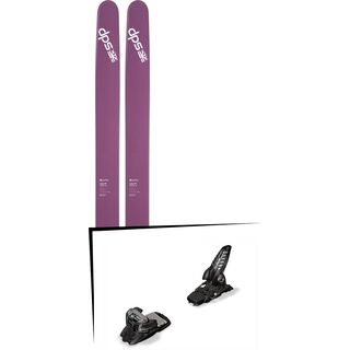 DPS Skis Set: Lotus 138 Spoon Pure3 2016 + Marker Griffon 13