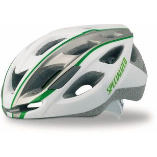 Specialized Womens Duet, White/Green - Fahrradhelm
