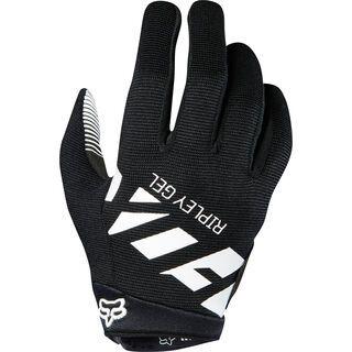 Fox Womens Ripley Gel Glove, black/white - Fahrradhandschuhe