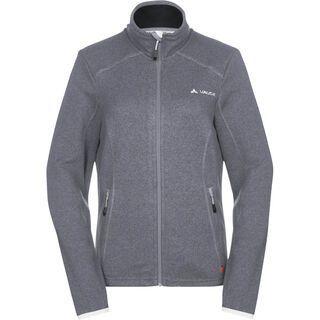 Vaude Women's Rienza Jacket , grey-melange - Fleecejacke