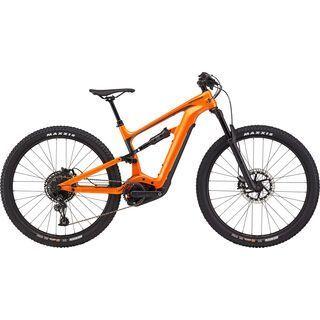 Cannondale Habit Neo 3 2020, crush - E-Bike