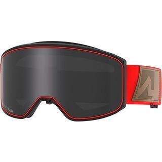 Marker Spectator, black infrared/Lens: black light hd - Skibrille