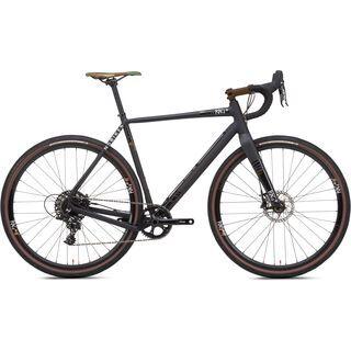 NS Bikes RAG+ 2017, black - Gravelbike