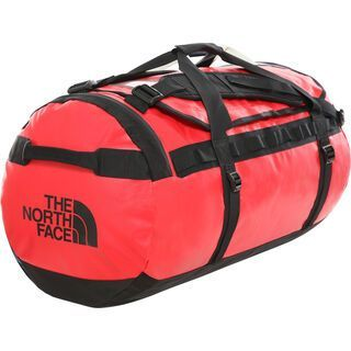 The North Face Base Camp Duffel - Large, tnf red/tnf black - Reisetasche