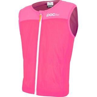 POC POCito VPD Spine Vest, fluorescent pink - Protektorenweste
