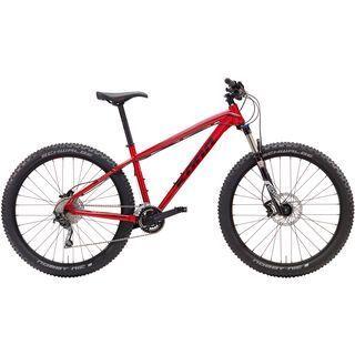 Kona Big Kahuna 2017, red/red/silver - Mountainbike