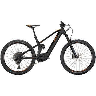 Conway Xyron S 427 2021, black/orange - E-Bike
