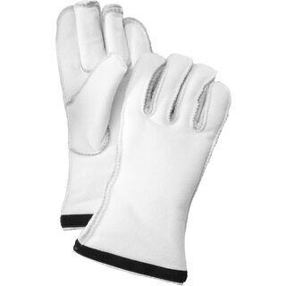 Hestra Heli Ski Liner 5 Finger offwhite
