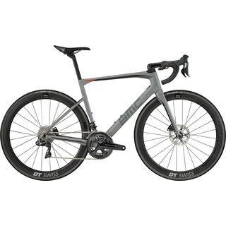 BMC Roadmachine 01 One 2018, grey black - Rennrad