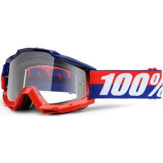 100% Accuri, federal/Lens: clear - MX Brille
