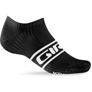 Giro Classic Racer Low, black white - Radsocken