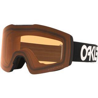 Oakley Fall Line XM Prizm Factory Pilot, black/Lens: persimmon - Skibrille