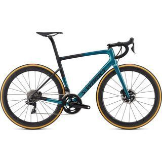 Specialized S-Works Tarmac Disc Sagan Collection 2019, dark teal/charcoal - Rennrad