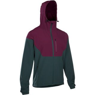 ION Softshell Jacket Shelter, green seek - Radjacke