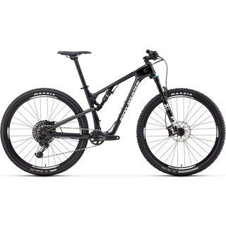 Rocky Mountain Element Carbon 50 2018, grey/black - Mountainbike