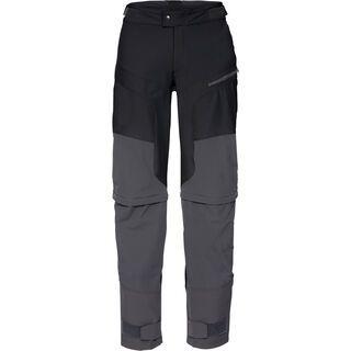 Vaude Men's Morzine ZO Pants II, black - Radhose