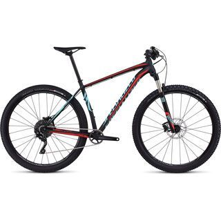 Specialized Crave Expert 29 2016, black/red/teal - Mountainbike