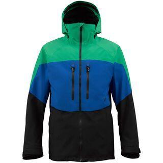 Burton [ak] 2L Swash Jacket, Turf/Tide/True Black - Snowboardjacke