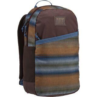 Burton Apxllx Pack, beach stripe print - Rucksack