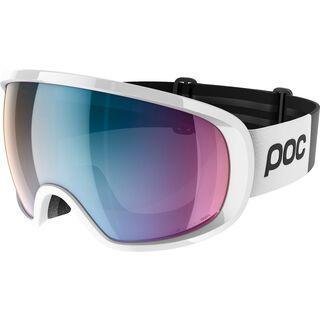 POC Fovea Clarity Comp, hydrogen white/spektris pink - Skibrille