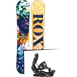 Set: Roxy Xoxo by Torah 2017 + Flow Juno Hybrid (1718417S)